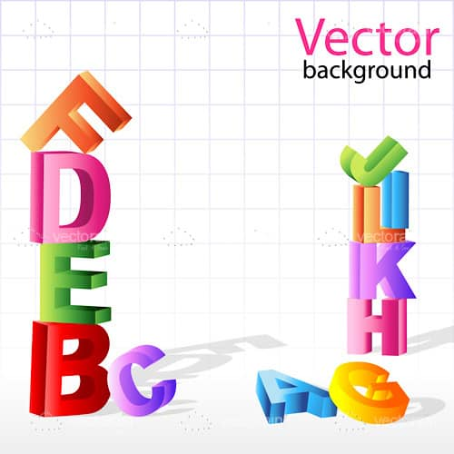 Jumbled colourful letter towers background with sample text jumbled colourful letter towers background with sample text altavistaventures Choice Image