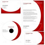 Abstract Business Graphic Template