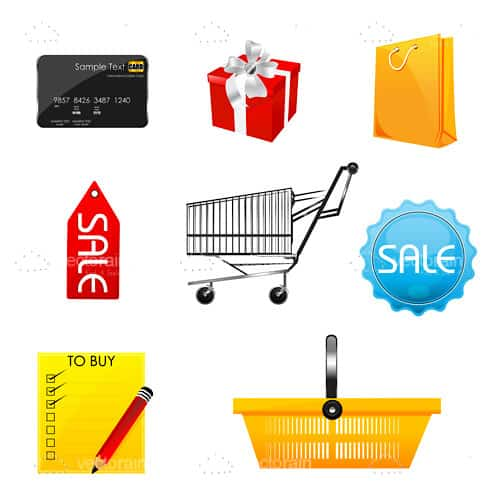Sale Icons 8 Pack