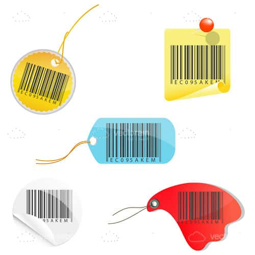 Multiple Tags with Barcodes