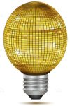 Disco Ball Light Bulb