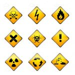 Hazard Signs Icon Pack