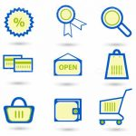 Shopper Website Icons