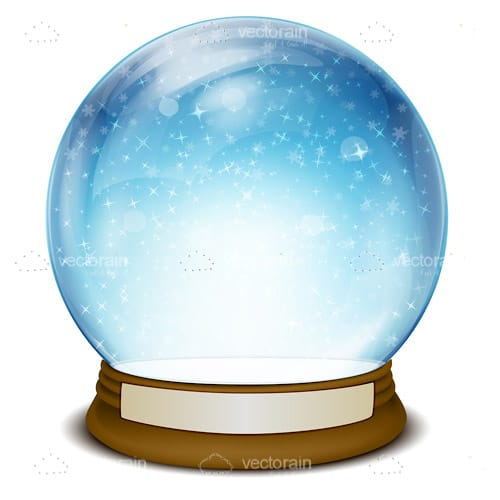 transparent snow globe vectorjunky free vectors icons