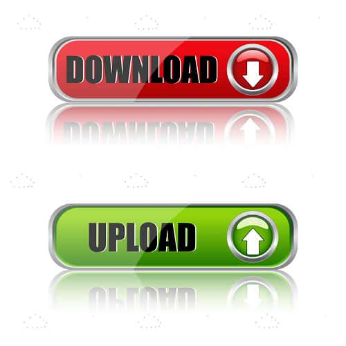 Download and Upload Buttons