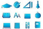 Students Necessities Icon Pack
