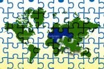 Global Map Jigsaw Puzzle