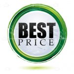 Best Price Circular Tag or Badge