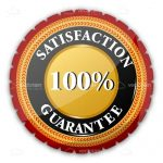 Satisfaction Guarantee Tag