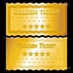 Pair of Golden Tickets