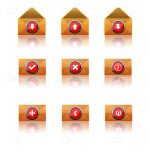 Various Envelope Icon Pack