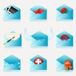 Envelope Icons Set