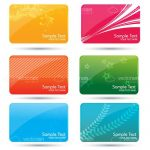 Colourful Reward Cards