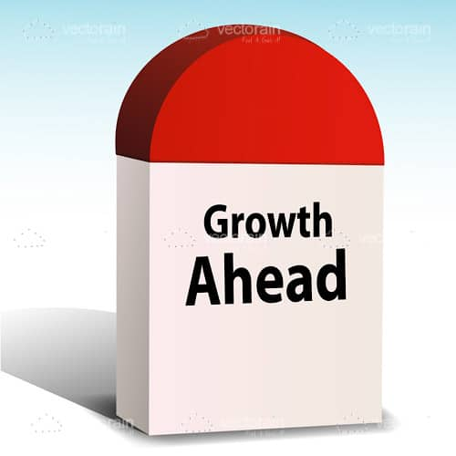 Tag with Growth Ahead