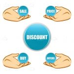 Sale and Discount Tags 5 Pack