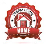 Old Fashioned Dream Home Tag