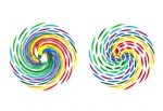 Colourful Spiral Logos