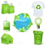 Green Earth Icon Pack
